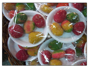 dulces-abrillantados de camote