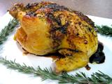 Pollo Rostizado con Balsámico