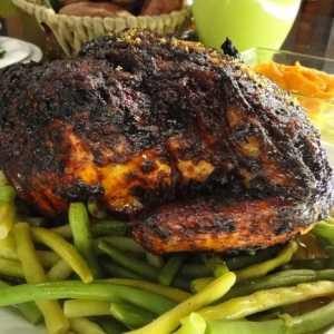 pollo al-horno