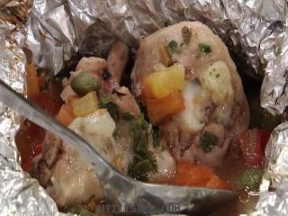 pollo mixiotes_pollo