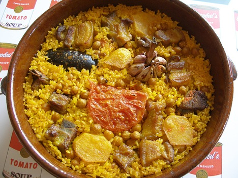 arroza la alicantina