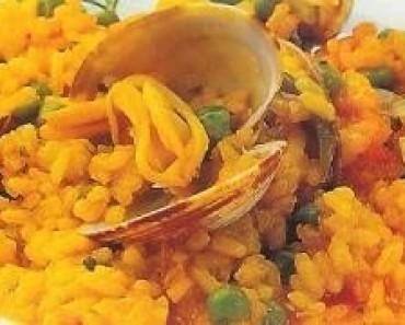 arroz caldoso almejas