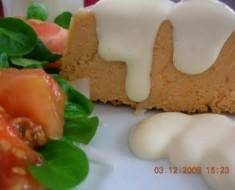 pastel de merluza con langostinos