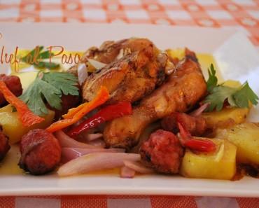 pollo chorizo (1)