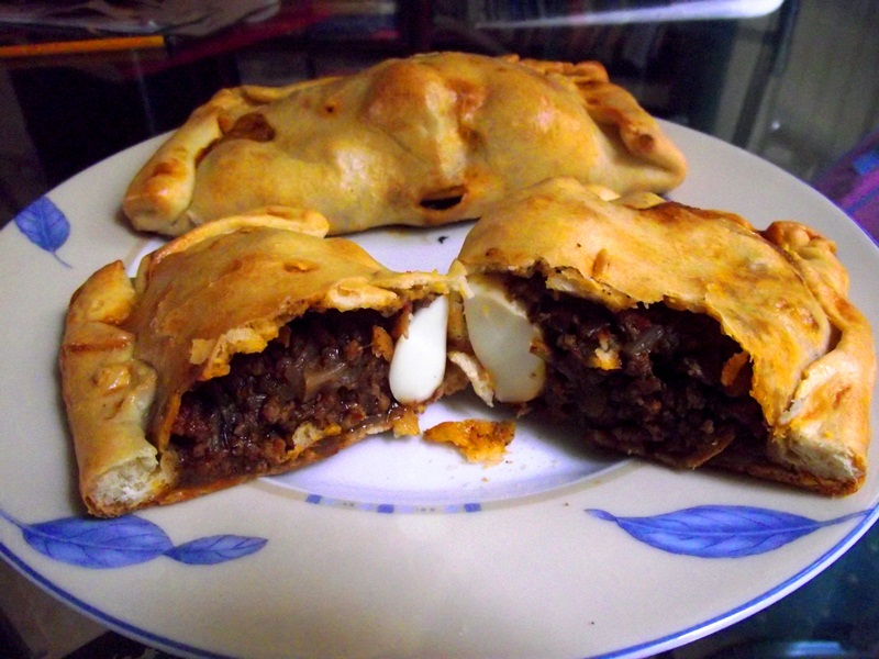 empanada de carne
