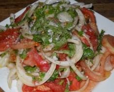 ensalada chilena