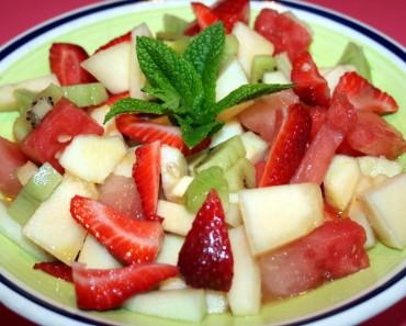 ensala de manzana