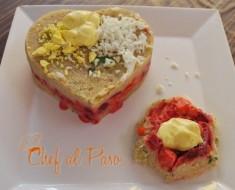 causa rellena y mayonesa de maracuyá (1)