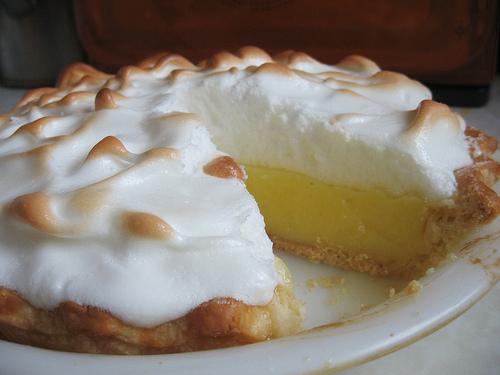 Marsi..... FELICIDADES!!! Lemon-pie