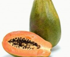 beneficio de consumir papaya