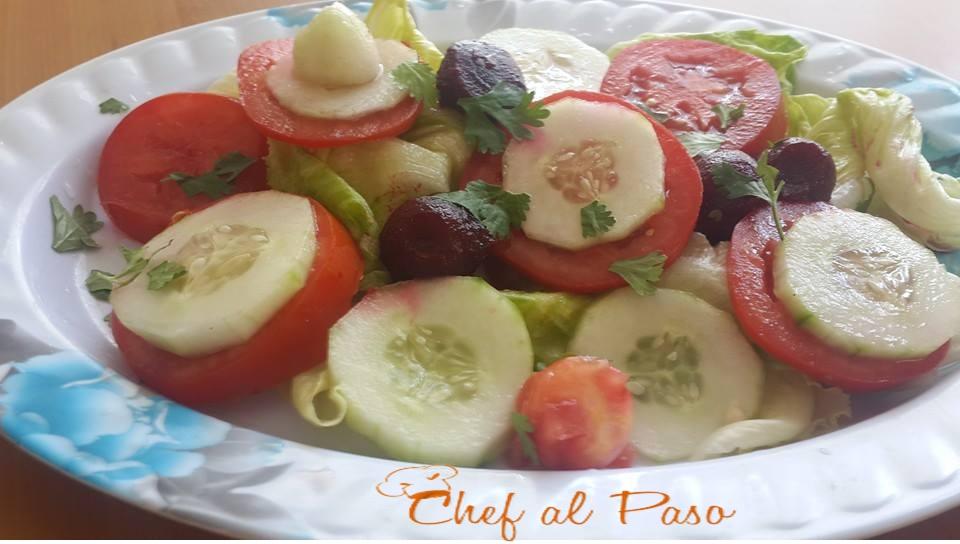 ensalada  de verduras 3
