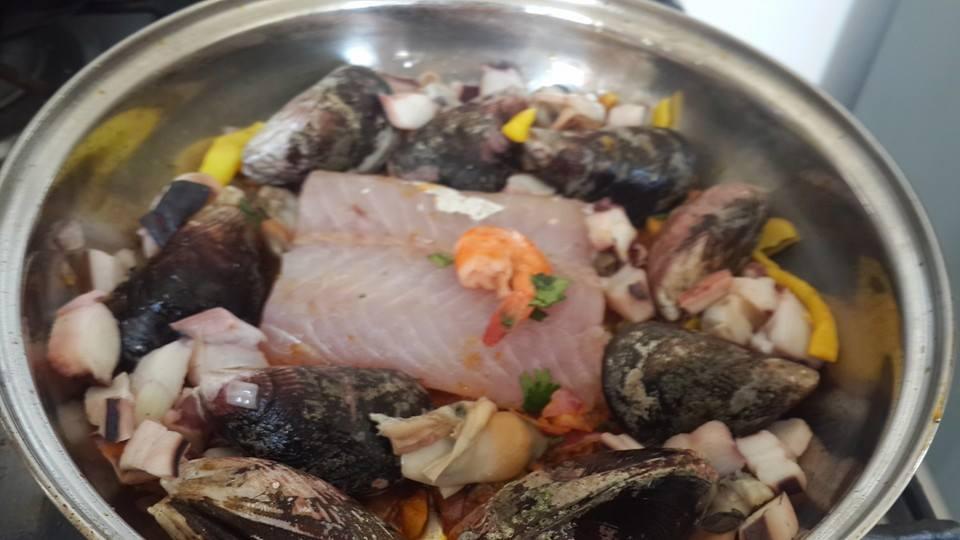 Lomos de merluza con choroschef al paso - Cocinar lomos de merluza ...