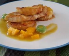 pechugas de pollo en salsa de piña y mango 3