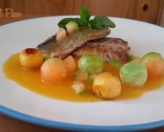 lorna en salsa de maracuyá 2