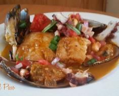 picante de corvina con mariscos 2