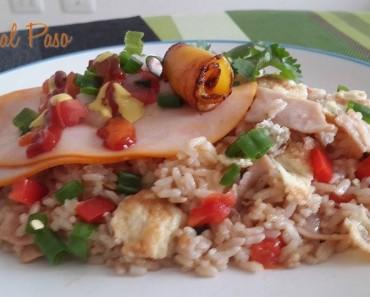 arroz chaufa con jamón 20