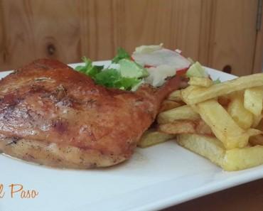 Pollo a la brasa hecho en casa 3