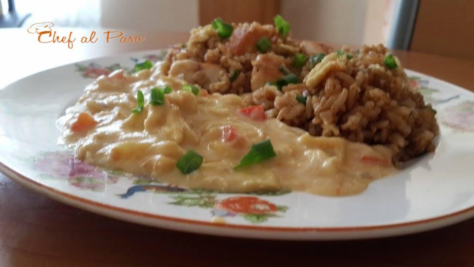 arroz chaufa con picante de gallina 4
