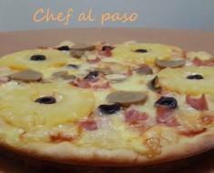 pizza Caribeña 3