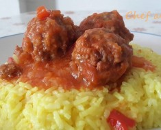 albondigas con arroz atamalado 5