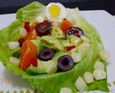 receta ideal para diabeticos ensalada de verduras y frutas 4