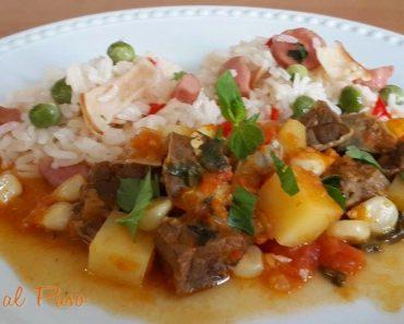 arroz tres sabores con chanfainita 3
