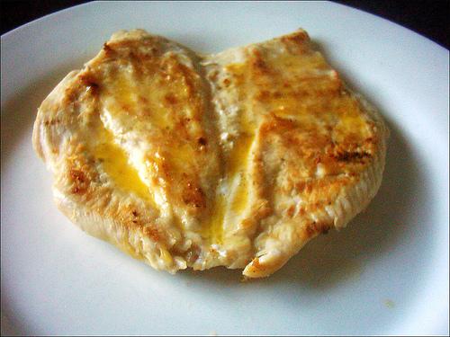 pechuga pollo plancha proteinas