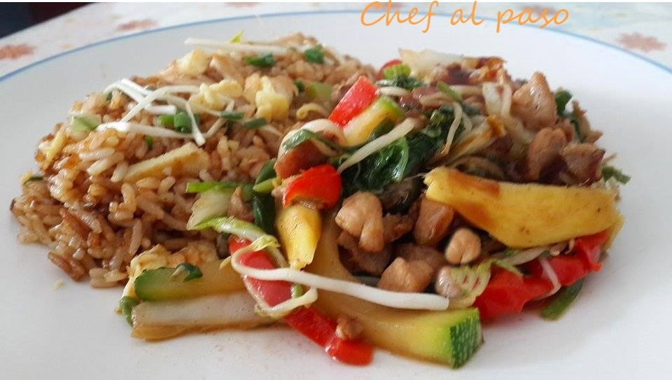 saltado-de-cerdo-agridulce-con-arroz-chaufa 5